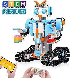Sillbird STEM Robot Science Kit télécommandé pour enfants ...