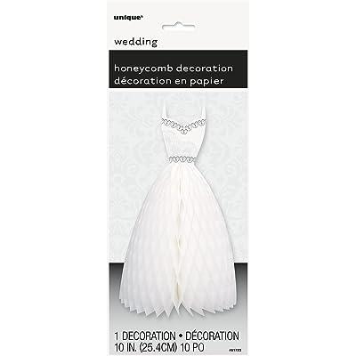 """10"""" Wedding Dress Centerpiece Decoration: Kitchen & Dining"""