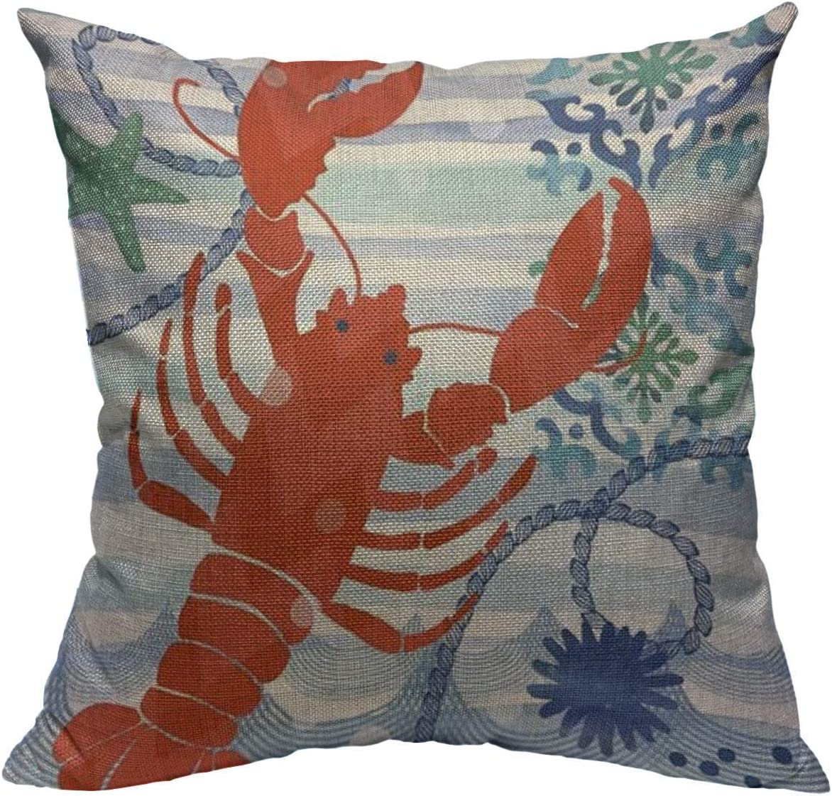 Lobster pillow. I would design a whole