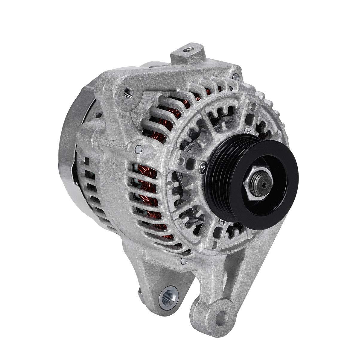 YITAMOTOR New Alternator Compatible for Toyota Corolla, Chevrolet Prizm 1.8L L4 1998-2002, 13756 101211-9960 27060-0D010 94857218 3211891