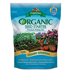 Espoma Organic Seed Starter Premium Potting Mix