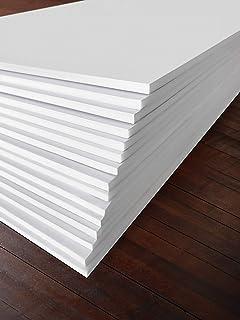 amazon com foam core board multi pack foam poster board foam