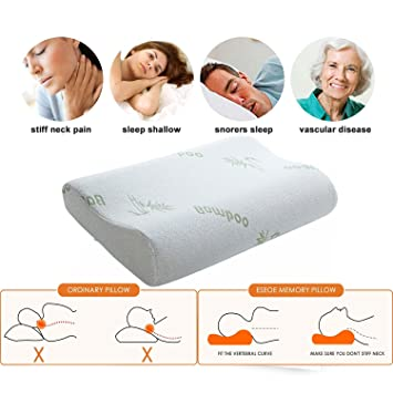best Cervical support pillows 2019