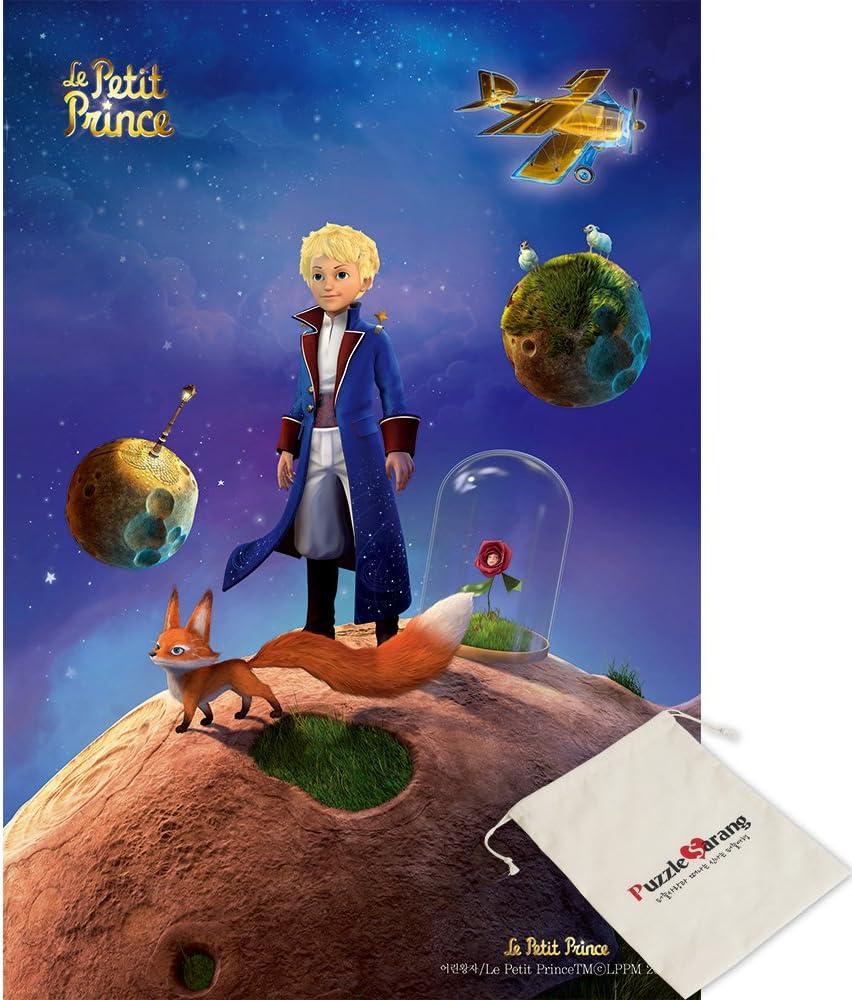 Puzzle The Night 1000 pi/Ã/¨ces Puzzle El Principito LE PETIT PRINCE Puzzle Infantil//Juvenil 1000