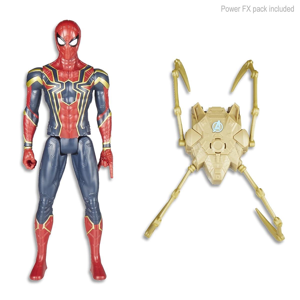 Marvel Avengers: Infinity War Titan Hero Power FX Iron Spider