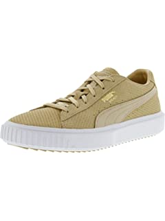 62c0817670dc8f PUMA Men s Breaker Suede Ankle-High Leather Fashion Sneaker