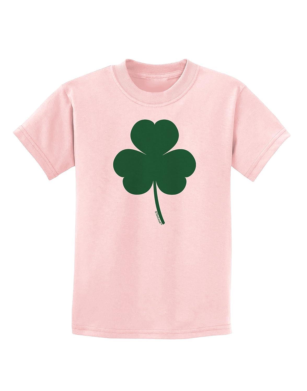 b093ec322c74 Amazon.com  TooLoud Traditional Irish Shamrock Childrens T-Shirt ...