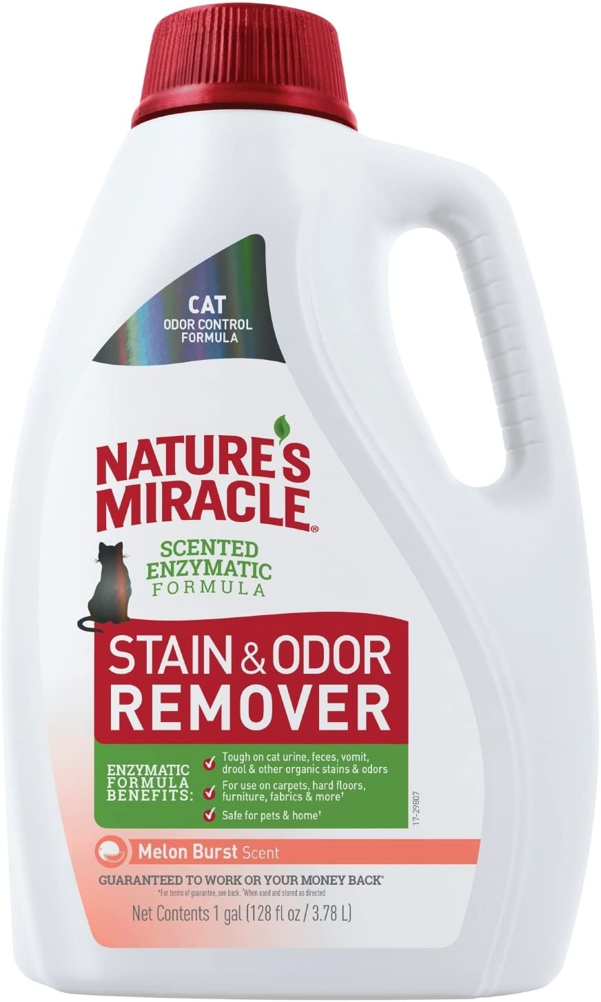 Nature's Miracle Just for Cat Stain and Odor Remover