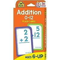 Flash Cards - Addition 0 - 12