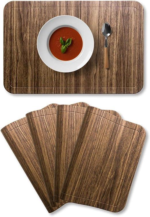 Alpiriral Dining Vinyl Placemats