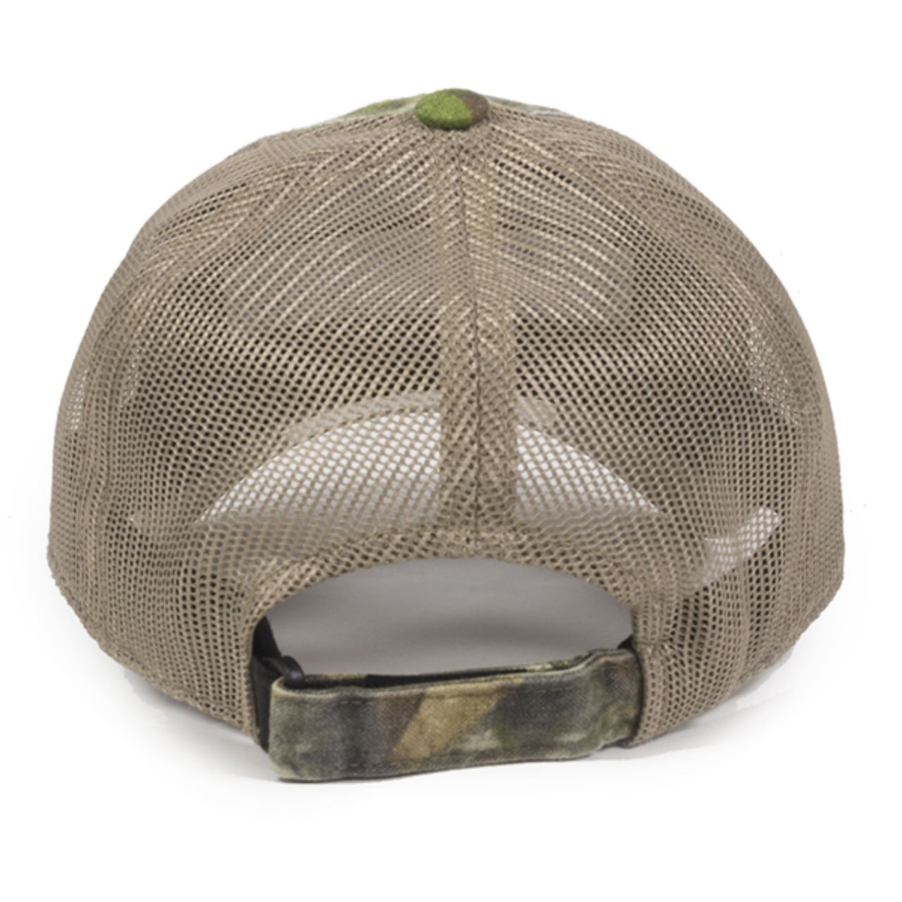 Outdoor Cap NWTF Mossy Oak Obsession National Wild Turkey Federation Camo Mesh Back Hunting Hat by Outdoor Cap (Image #1)