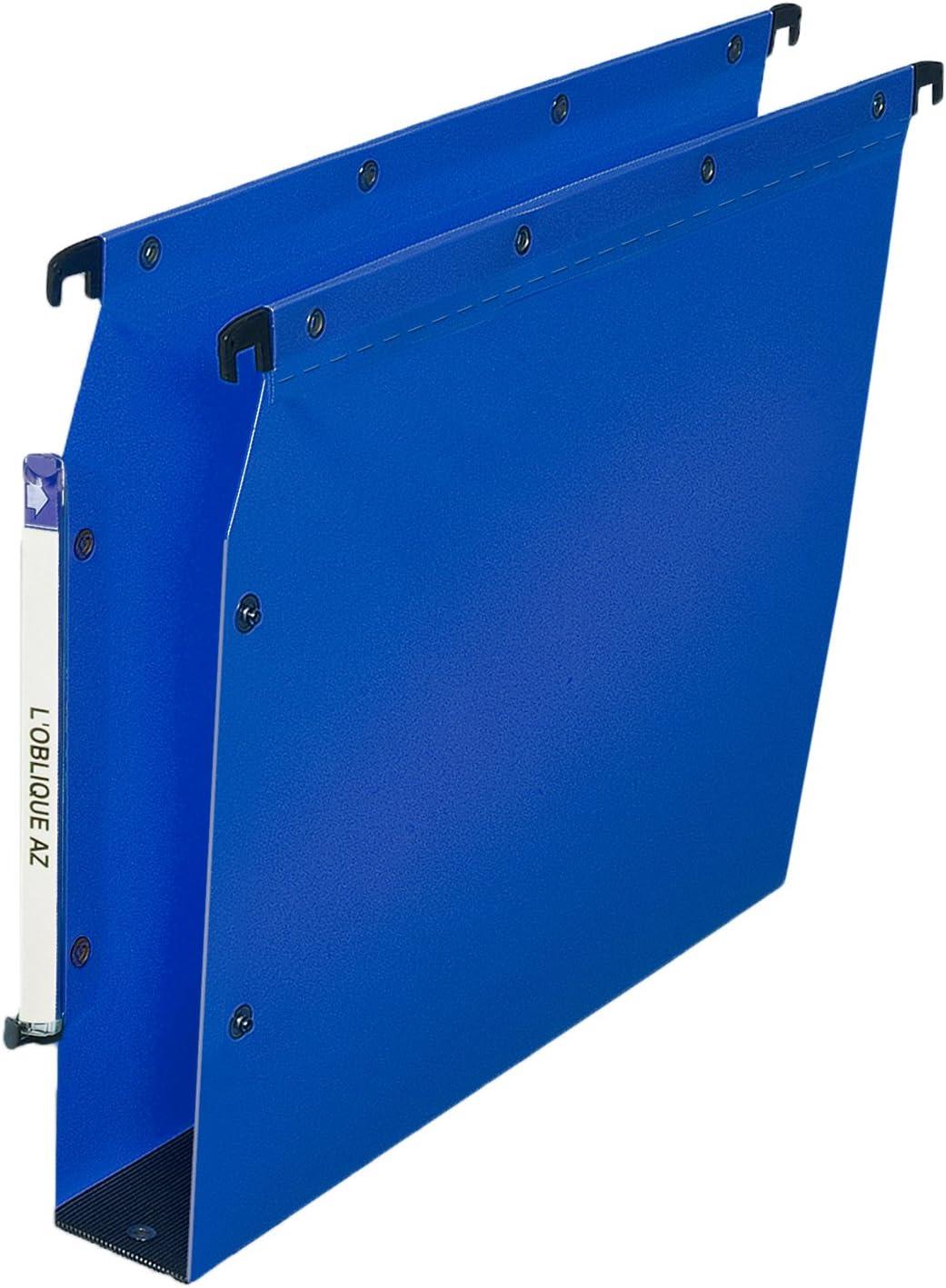 Bodenbreite loblique 100330581 H/ängesammler POLYPRO Fun blau 50 mm
