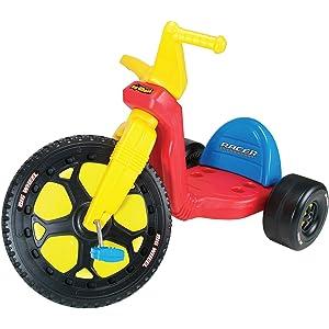 Amazon.com: The Original Big Wheel Junior Racer Trike: Toys & Games