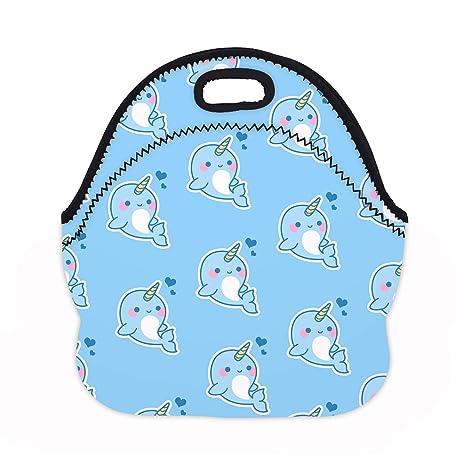 Amazon.com: MoSDELU - Bolsa de almuerzo para niños y niñas ...