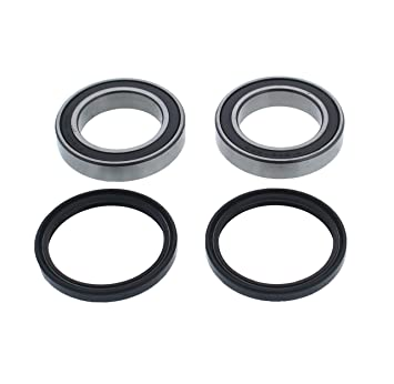 2 FRONT WHEEL AXLE BEARING SEAL KIT HONDA TRX250R SPORTRAX 1986-1987 TRX250 R