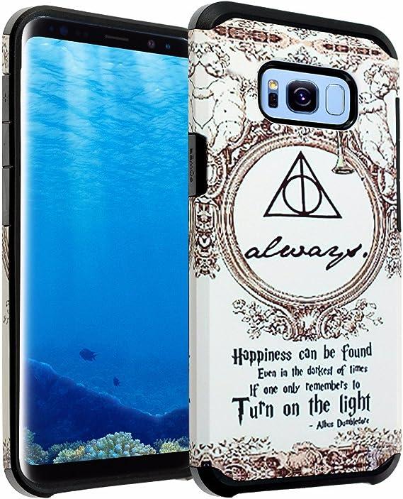 Galaxy Deathly Hallows 2 iphone case