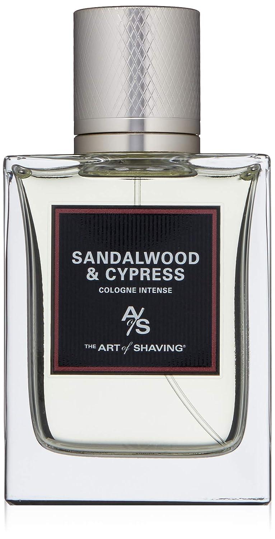 Sandalwood and Cypress Cologne Intense for Men