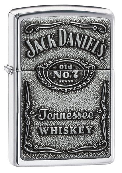 zippo accendino  Zippo Accendino antivento Jack Daniel's: Zippo: : Casa e cucina
