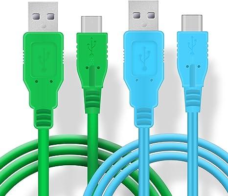 Cargador USB C para Nintendo Switch, cable de carga rápida USB tipo C para Nintendo Switch,
