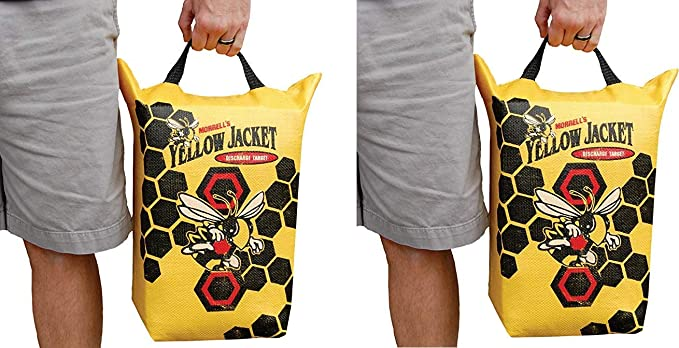 Best Archery Target : Morell Yellow Jacket Crossbow Bolt Discharge Bag Archery Target