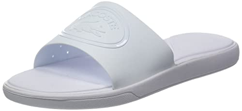 30f8dd323a2015 Lacoste Women s L.30 Slide 318 1 Caw Flip Flops  Amazon.co.uk  Shoes ...