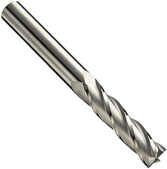 """11//32 x 3//8/"""" Shank 4F Cobalt Steel Center Cutting Single End Mill"""