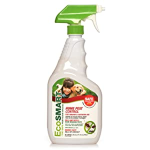 Ecosmart 33507-01Organic Home Pest Control, 24-Ounce