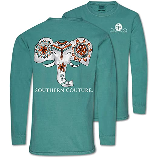 Southern Couture Scrub Livin/' Nurse Comfort Colors Long Sleeve T-Shirt