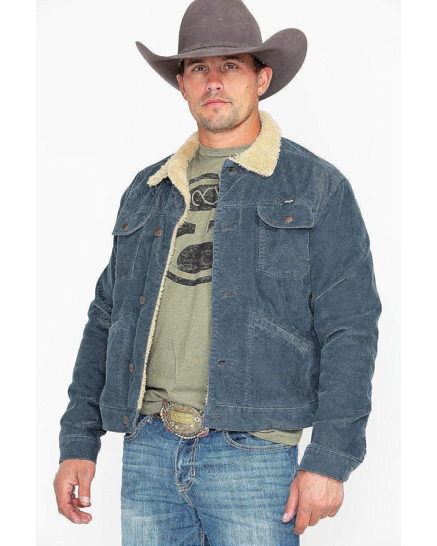 Wrangler Men's Heritage Cowboy Sherpa Jacket - 20Wcsgy 2000280010