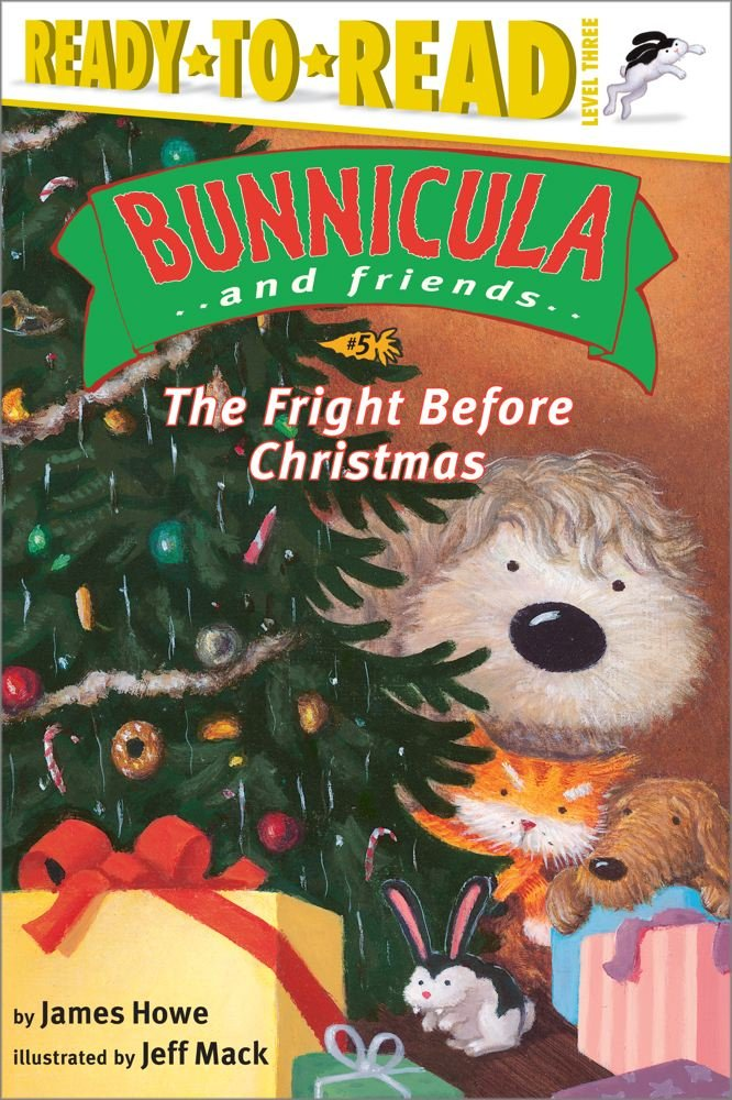 Amazon.com: The Fright Before Christmas (Bunnicula and Friends ...