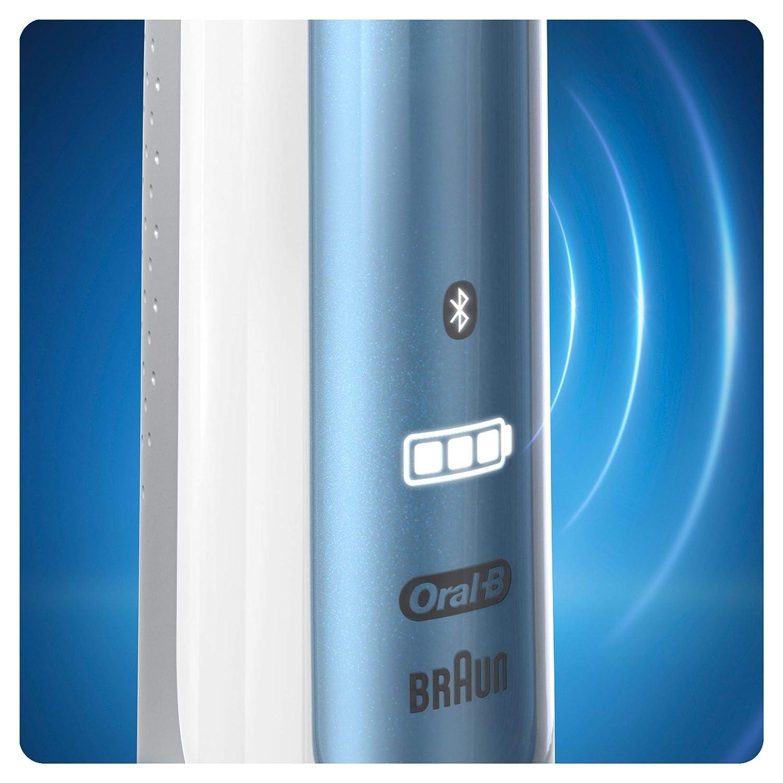 Oral-B Smart 6 6000N Azul Cepillo Eléctrico Braun: Amazon.es: Salud y cuidado personal