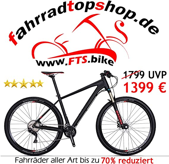 Mountain Bikes Kreidler Dice SL 29er 3.0 Shimano XT 2 x 11 ...