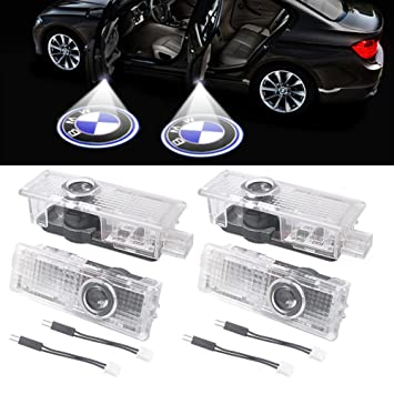 4 Stücke Auto Tür Led-beleuchtung Eintrag Projektor Courtesy ...