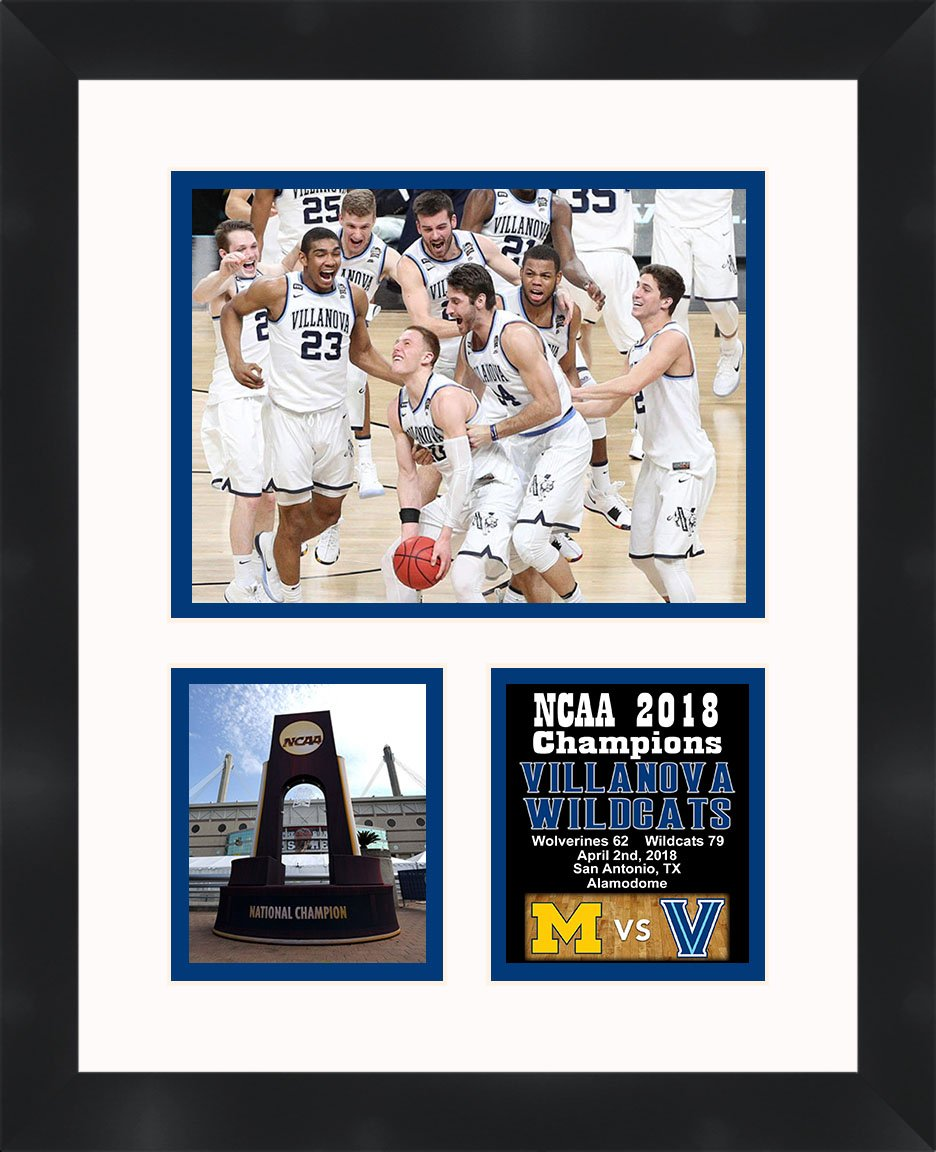 Virginia Cavaliers NCAA Champions 2019 Framed 11 x 14 Matted Collage Framed Photos Ready to Hang