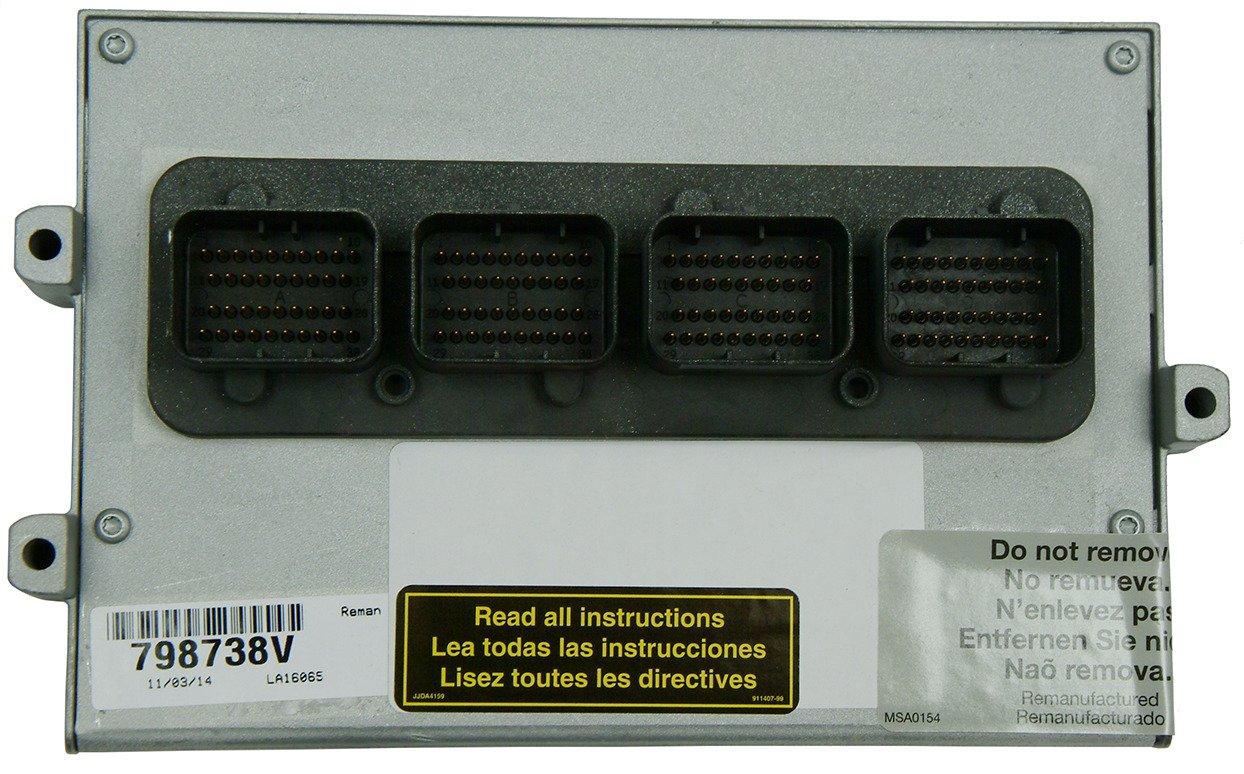 A1 Cardone 79-4075V Remanufactured Engine Control Computer