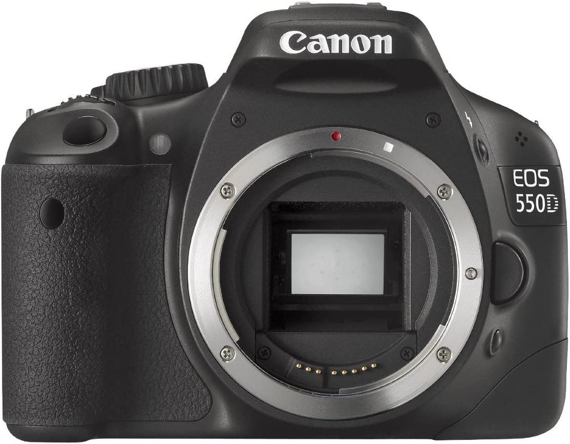 Canon EOS 550D - Cámara Réflex Digital 18.1 MP (Cuerpo) (importado ...