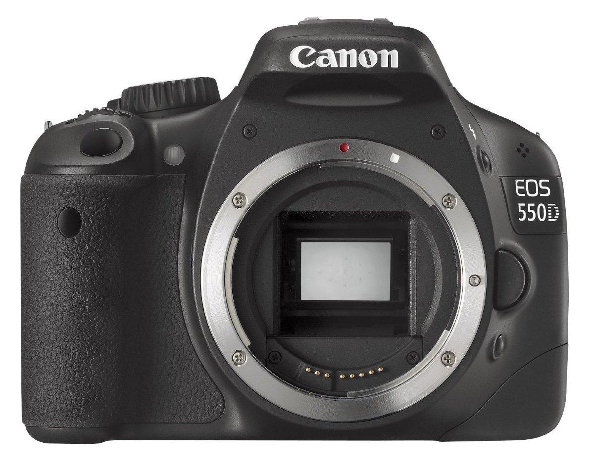 Canon EOS 550D Fotocamera Digitale Reflex (solo corpo) 18.7 Megapixel product image