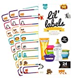 Amazon Price History for:Bottle Labels, Write-On, Self-Laminating, Daycare Waterproof Labels, plus 2 Bonus Gifts