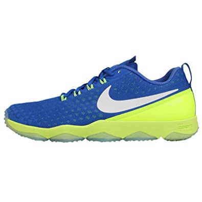 Nike Mens Zoom Hypercross TR2 , GAME ROYAL/WHITE-VOLT, 8 M US