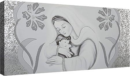 Canvashop Capezzale Sacra Famiglia 05 Cm 100x50 Quadri Moderni Soggiorno Stampa Su Tela Camera Da Letto Amazon It Amazon It