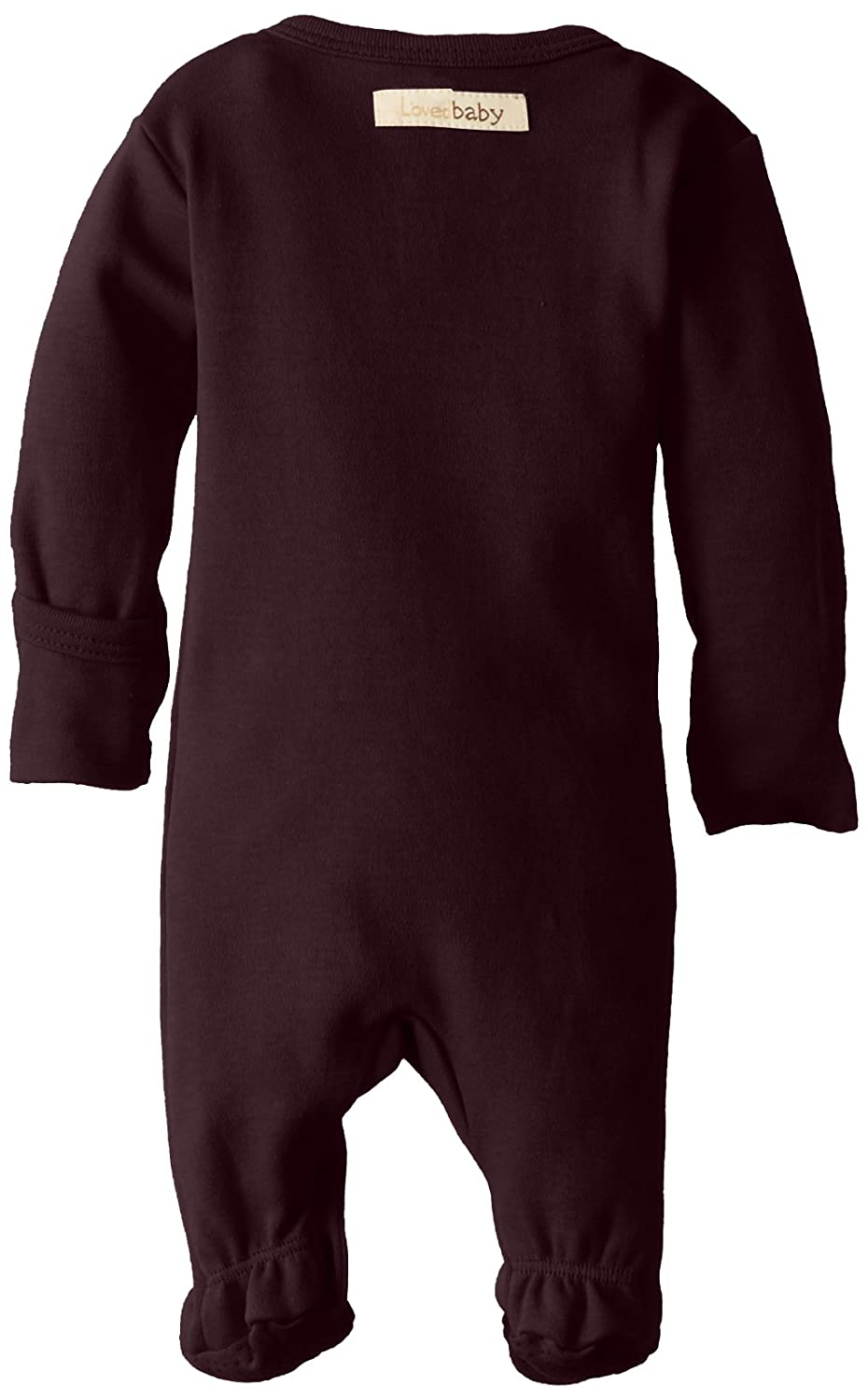 e42985f95e Amazon.com  L ovedbaby Unisex-Baby Organic Cotton Footed Overall  Clothing