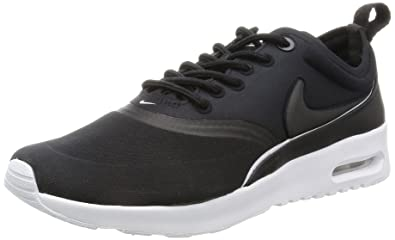 new product 9c6e8 042fd NIKE Women s Air Max Thea Ultra Running Shoes, Lightweight and Comfortable  with Flexible Midsole and