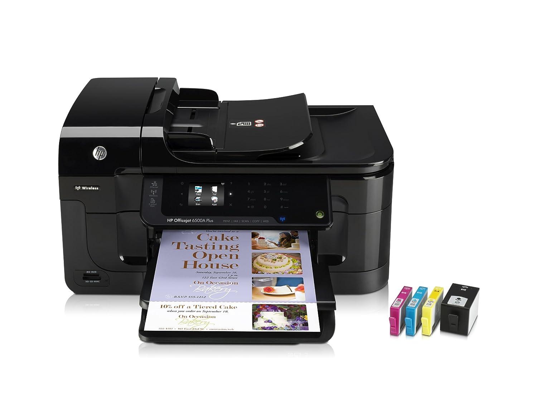 Скачать драйвер на принтер hp officejet 6500a