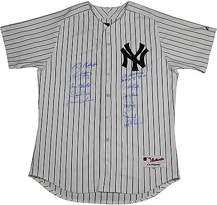new arrival 53eef fdee4 New York Yankees Dynasty 11 Signature Mariano Rivera ...