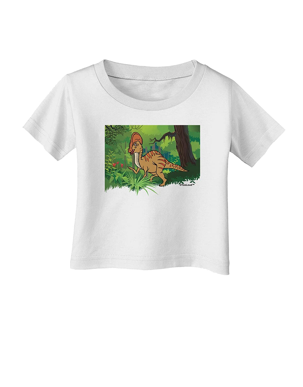 Without Name Infant T-Shirt TooLoud Parasaurolophus Walkeri