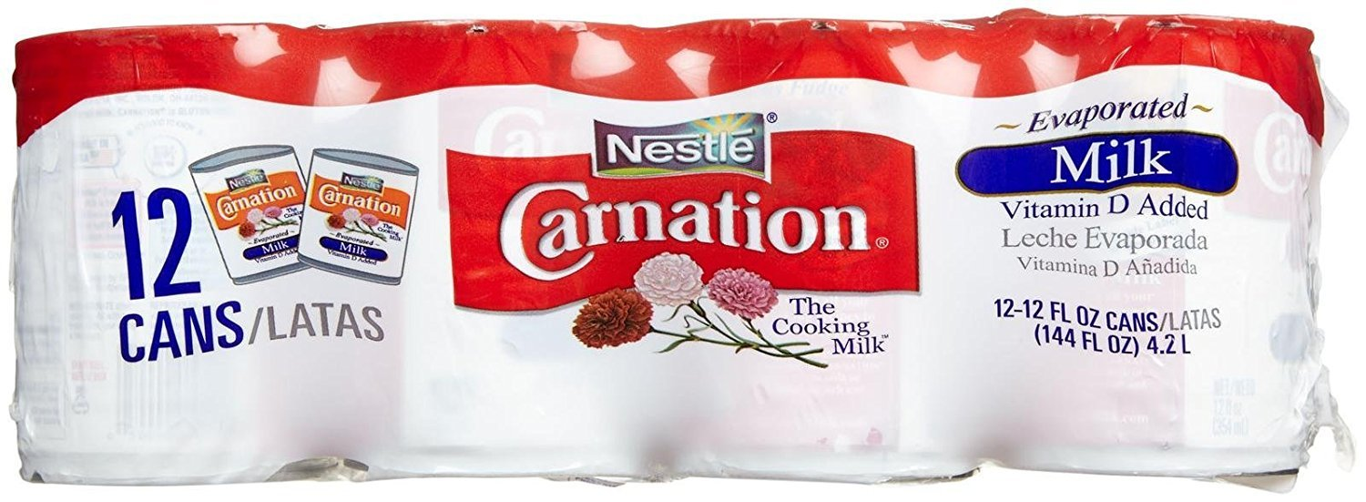 Carnation Evaporated Milk 12 ct 12 oz
