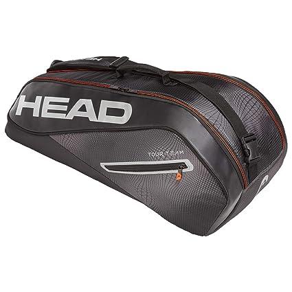 Amazon.com: HEAD Tour Team - Bolsa de tenis (6 unidades ...