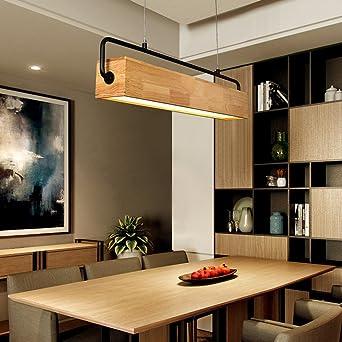 Lámpara colgante LED lámpara colgante de mesa de comedor lámpara colgante de oficina Lámpara colgante de altura ajustable lámpara de techo lámpara de techo de techo de oficina,78 * 15 * 10cm: