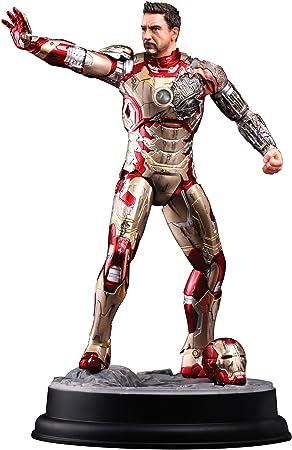 Unbekannt Iron Man 3: Mark XLII (versión dañada por la Batalla ...