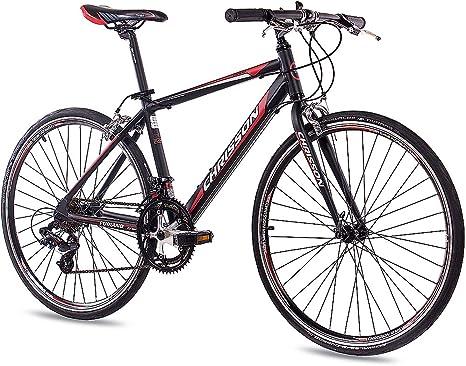 26 pulgadas unisex juvenil Mujer CHRISSON bicicleta de carreras ...
